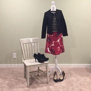 Tulip-style skirt